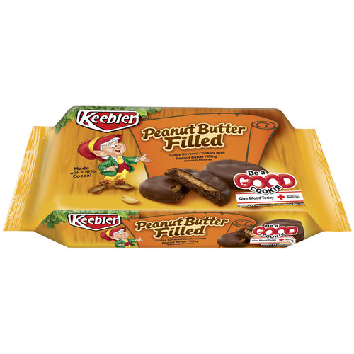 Keebler Fudge Shoppe Fudge Filled